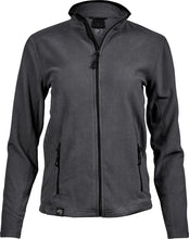 Laden Sie das Bild in den Galerie-Viewer, TJS 9170 Women's Active Mikro-Fleece Jacke