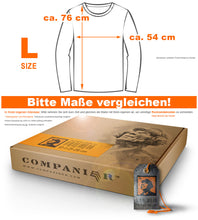 Laden Sie das Bild in den Galerie-Viewer, % Sale [L] BL/NLL 6411 Triblend Longsleeve T-Shirt Langarm