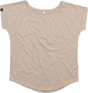 MTS M091 Women's Loose Fit T-Shirt, teilw. Bio-Baumwolle S-2XL