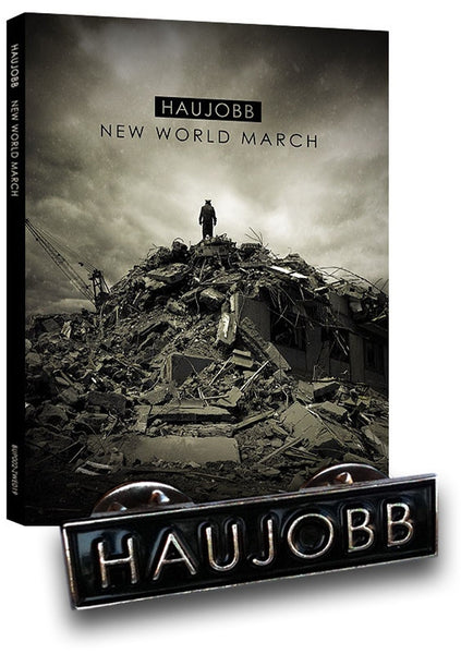New World March (2 CD Digipak + Metal Pin) Haujobb