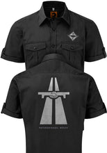 Laden Sie das Bild in den Galerie-Viewer, Men's Hemd/Shirt Designs Vol. 1 - Patenbrigade: Wolff