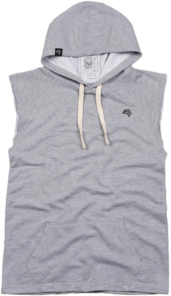 % Sale [M] BL/MTS M113 Oversized Sleeveless Hoodie