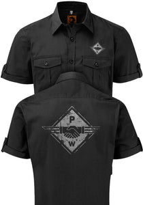Men's Hemd/Shirt Designs Vol. 1 - Patenbrigade: Wolff