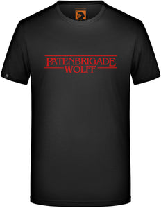 Stranger Things - Men's T-Shirt - PATENBRIGADE: WOLFF