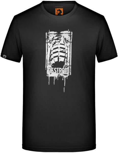Restposten [XL] DSTR Logo 2 Men's T-Shirt (Destroid)
