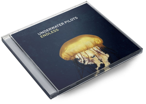 Endless (CD), by Underwater Pilots (Side Project Haujobb)