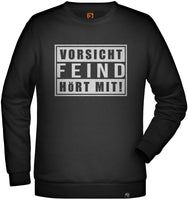 Men's Sweatshirt Designs Vol. 2 - Patenbrigade: Wolff