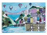Bristol Fridge Magnet by Emmeline Simpson - Various Designs