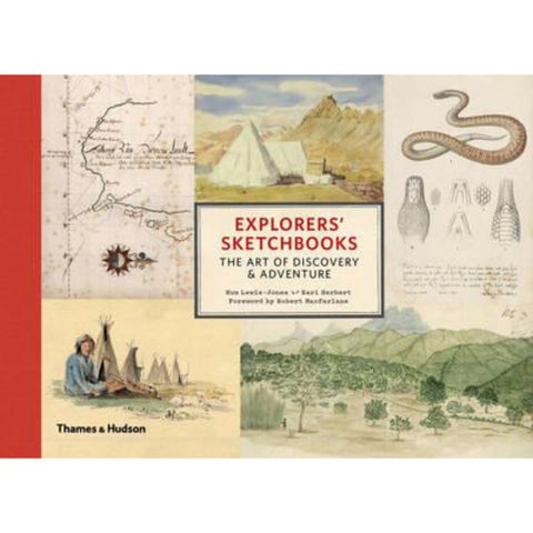 Explorer's Sketchbooks