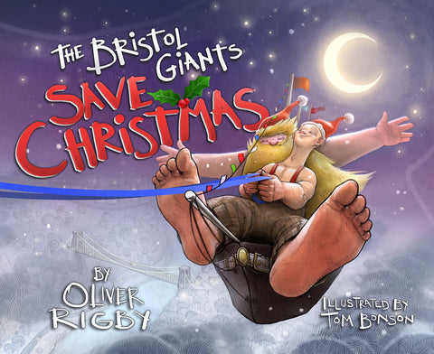 The Bristol Giants Save Christmas