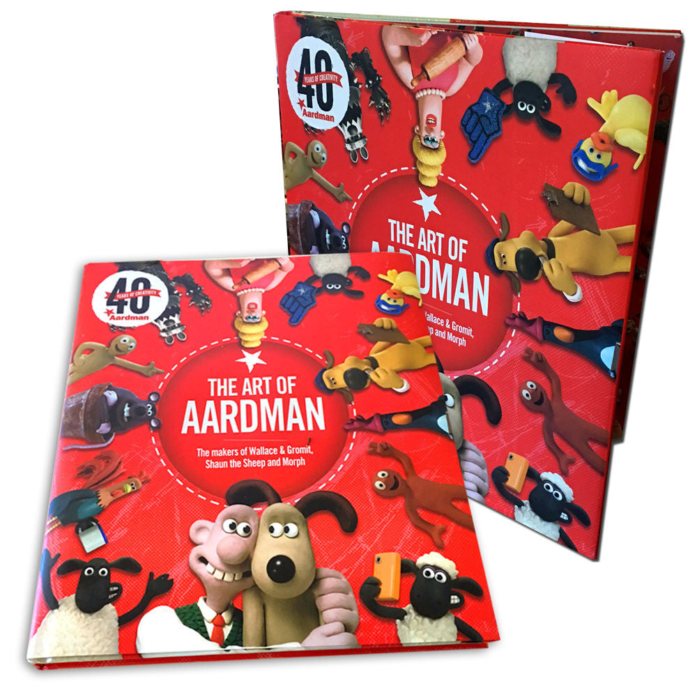 The Art of Aardman