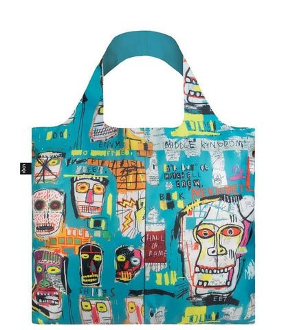 Basquiat Skulls Bag