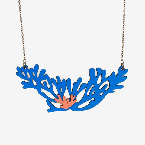 Blue Fields Necklace