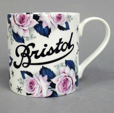 Bristol Rose of Tralee Mug