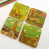 Photo of coaster set