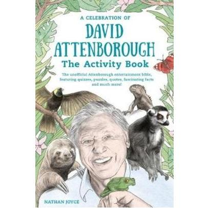 David Attenborough:  The Unofficial Activity Book