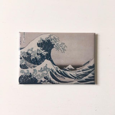 Great Wave Fridge Magnet