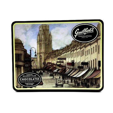 Park Street Chocolates Tin by Guilberts