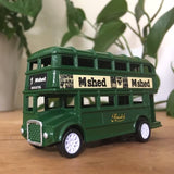 M Shed Green Bus