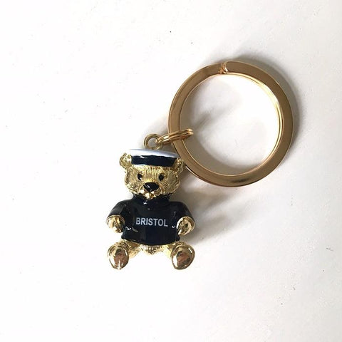 Bristol Sailor Bear Keyring