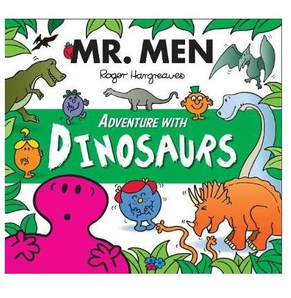 Mr Men Adventure with the Dinosaurs
