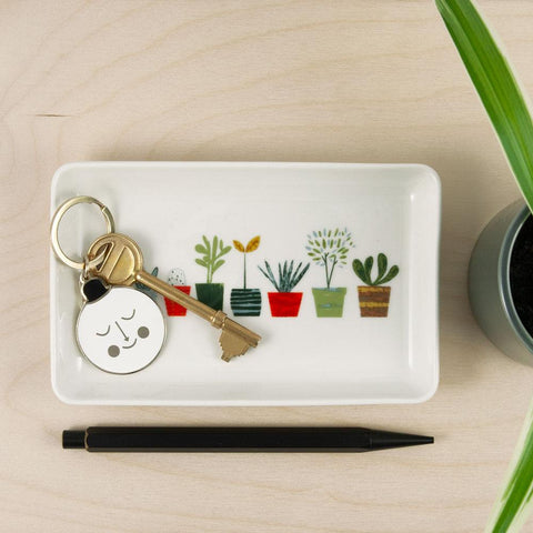 Little Plants Trinket Tray