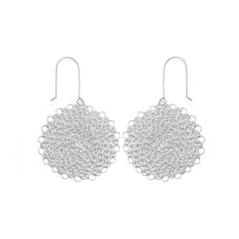 Silver Marisol Earrings