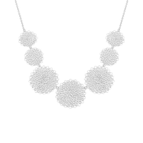 Silver Marisol Necklace