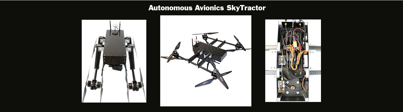Learn more about the SkyTractor from Autonomous Avionics