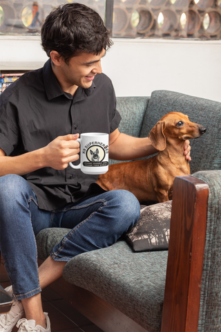 Image of K9 SuperHeroes Mug