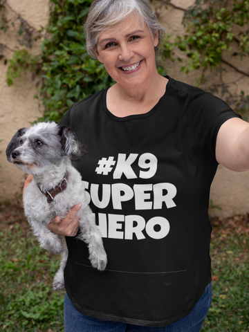 Image of K9 SuperHeroes Unisex T-Shirt