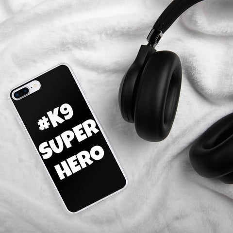 Image of K9 SuperHeroes iPhone Case