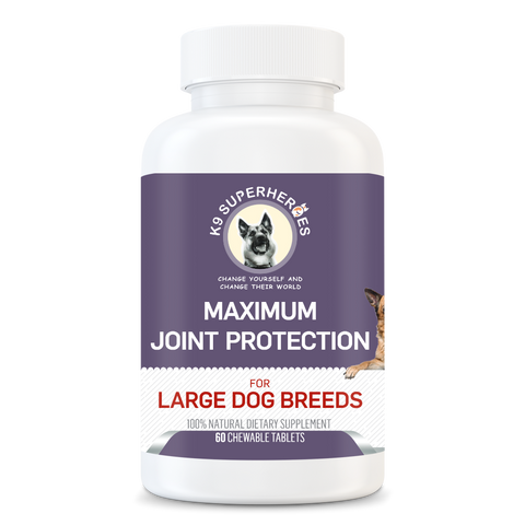 Maximum Joint Protection for Large Dog Breeds(x3)