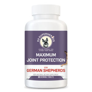 Maximum Joint Protection for German Shepherds (x3)