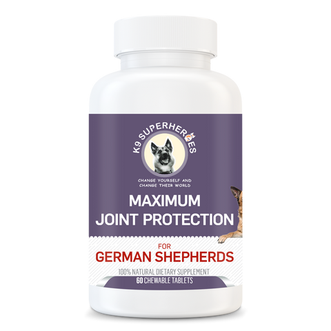 Image of Maximum Joint Protection Supplement for German Shepherds (x6 Bundle)