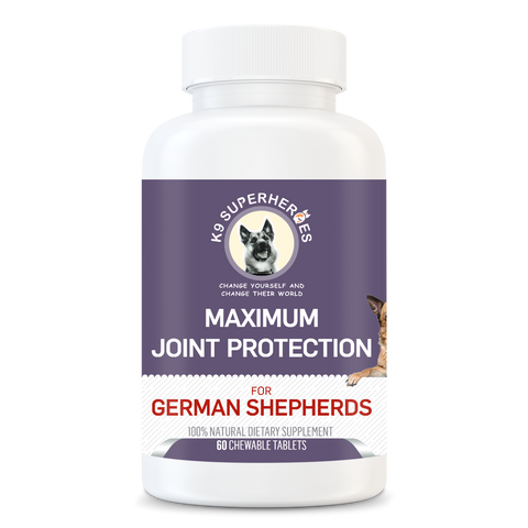 Image of Maximum Joint Protection for German Shepherds (x3)