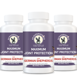 Maximum Joint Protection Supplement for German Shepherds (x6 Bundle)