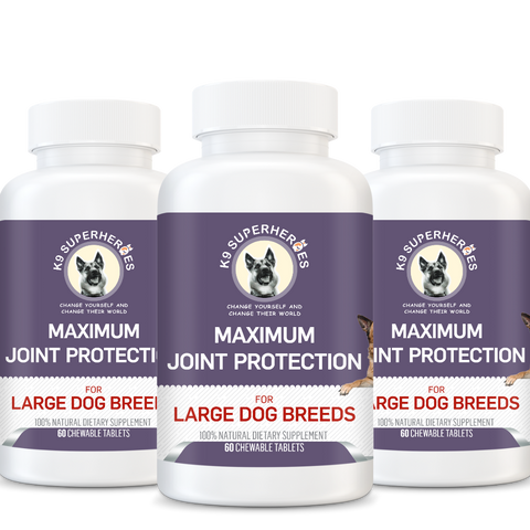 Image of Maximum Joint Protection for Large Dog Breeds