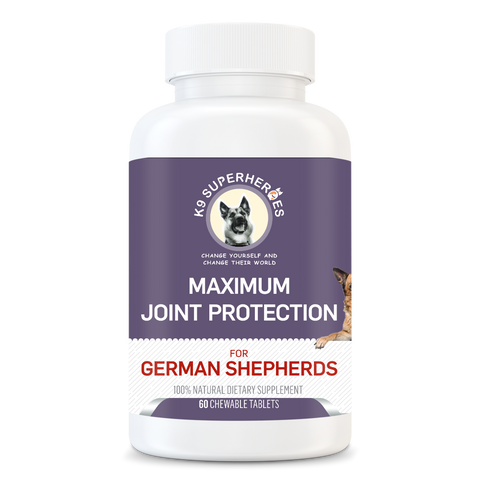 Image of Maximum Joint Protection for German Shepherds