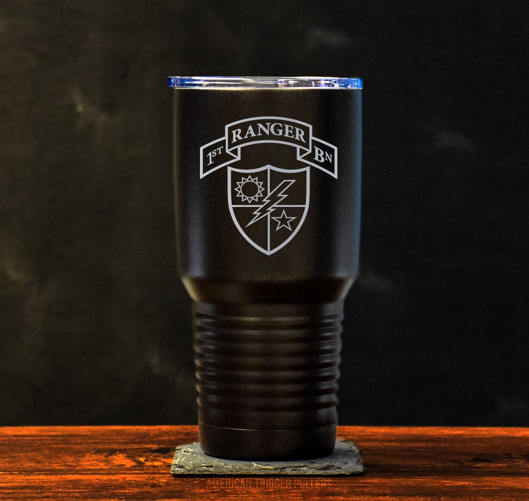 Ranger Scroll Tumbler