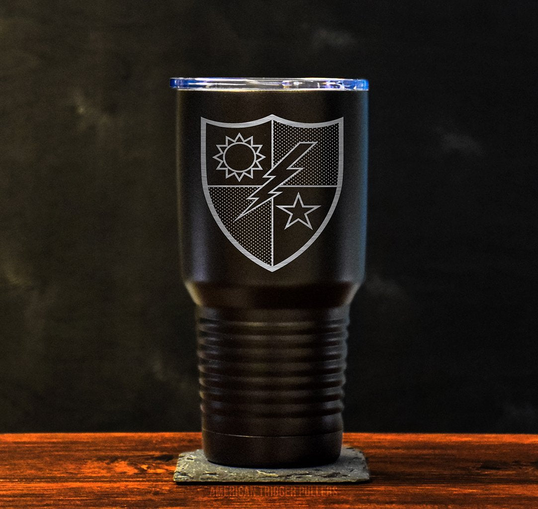 75th Ranger DUI Tumbler