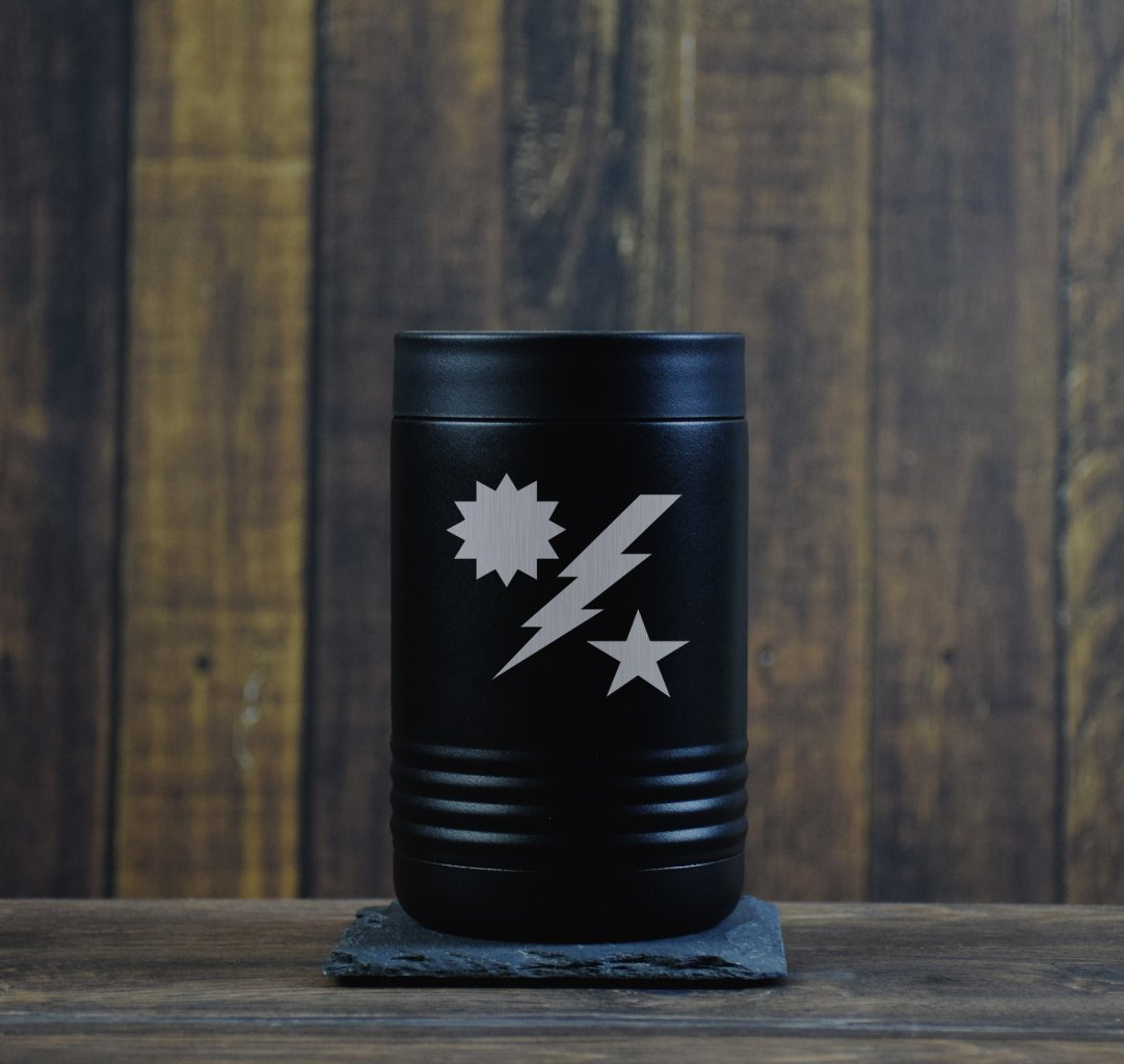 Star Sun Bolt Can Holder
