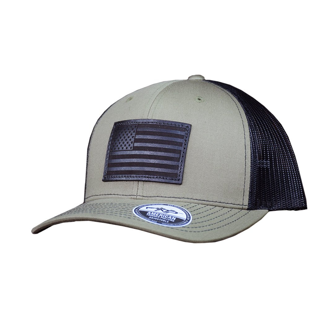Patriot Subdued Snap-Back