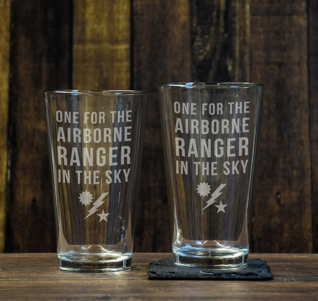 ABN RGR Pint Glass Set