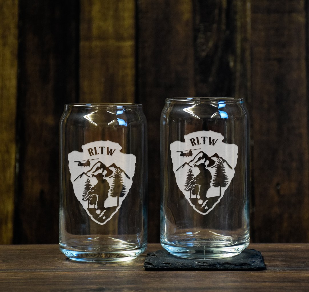 Parks & Rec Beer Glass Set