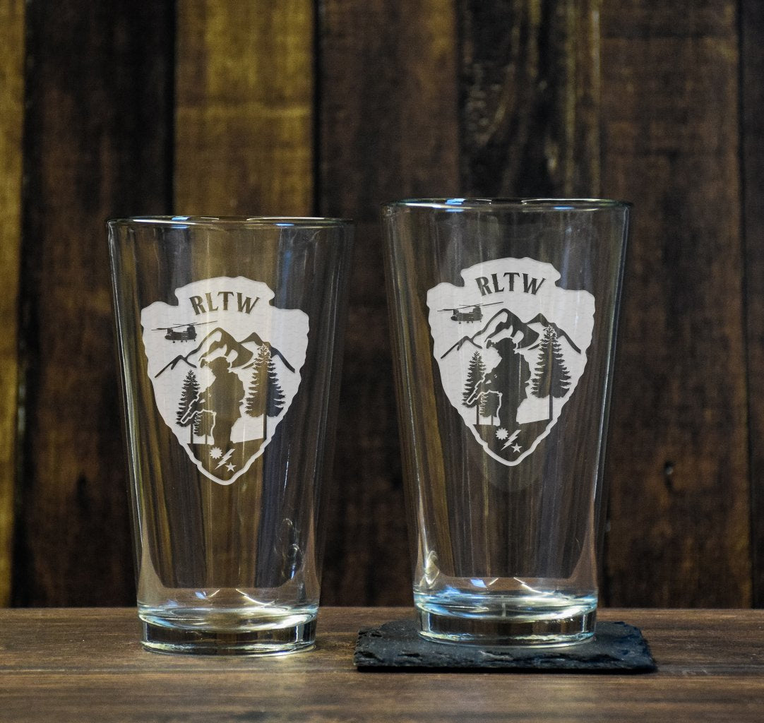 Parks & Rec Pint Glass Set