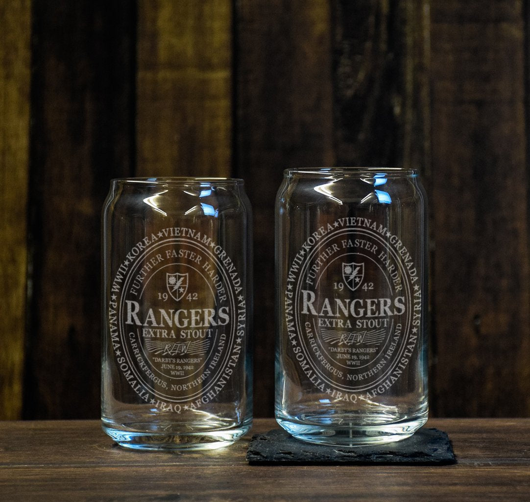 Ranger Guinness Beer Glass Set