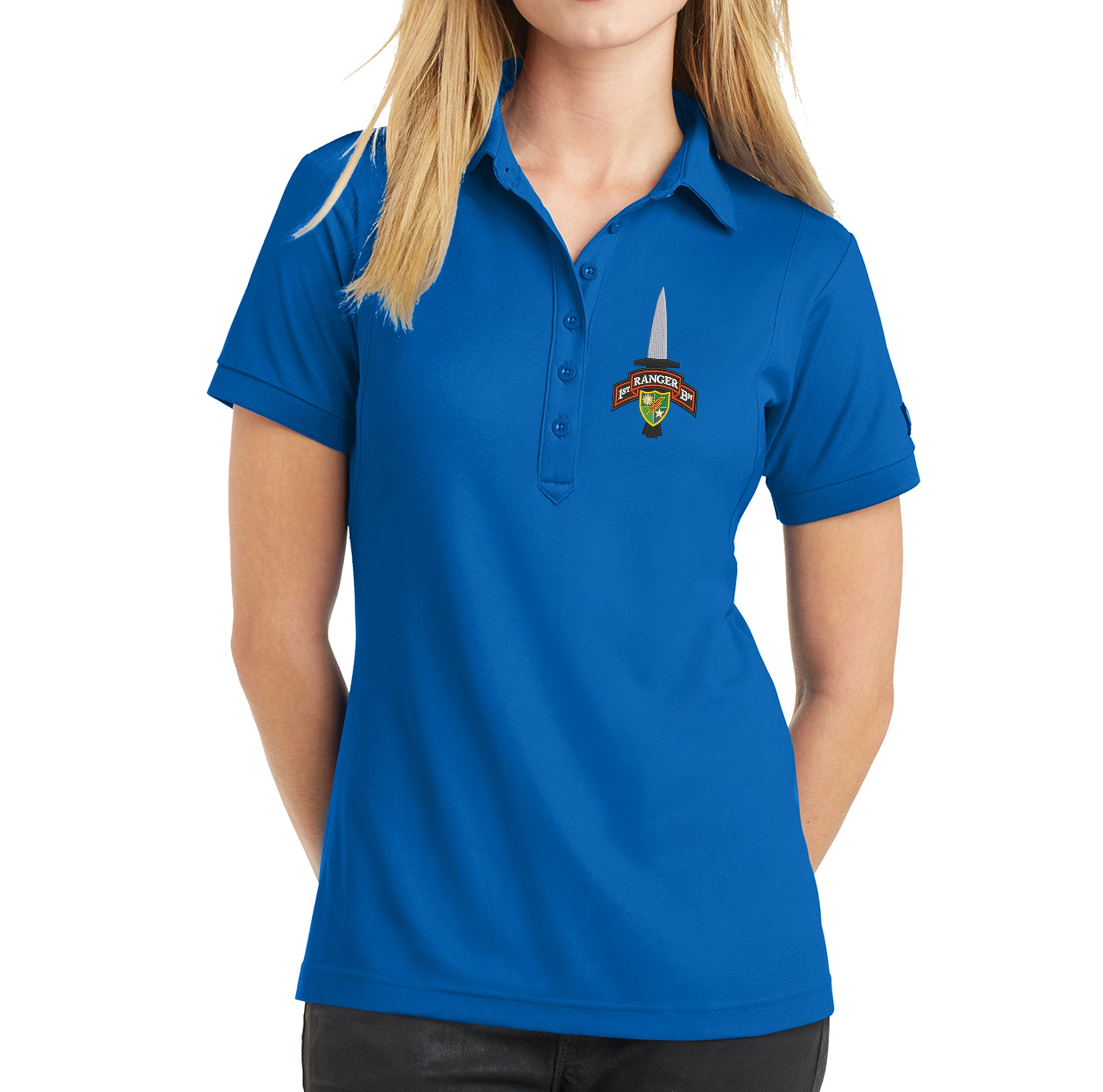 1st Batt SSF Dagger Ladies Polo