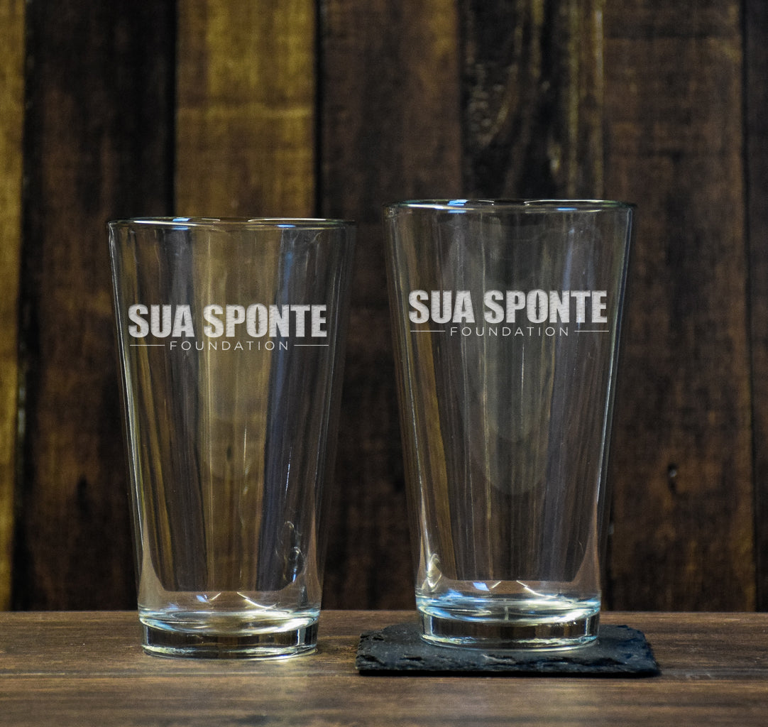 Sua Sponte Foundation Pint Glass Set