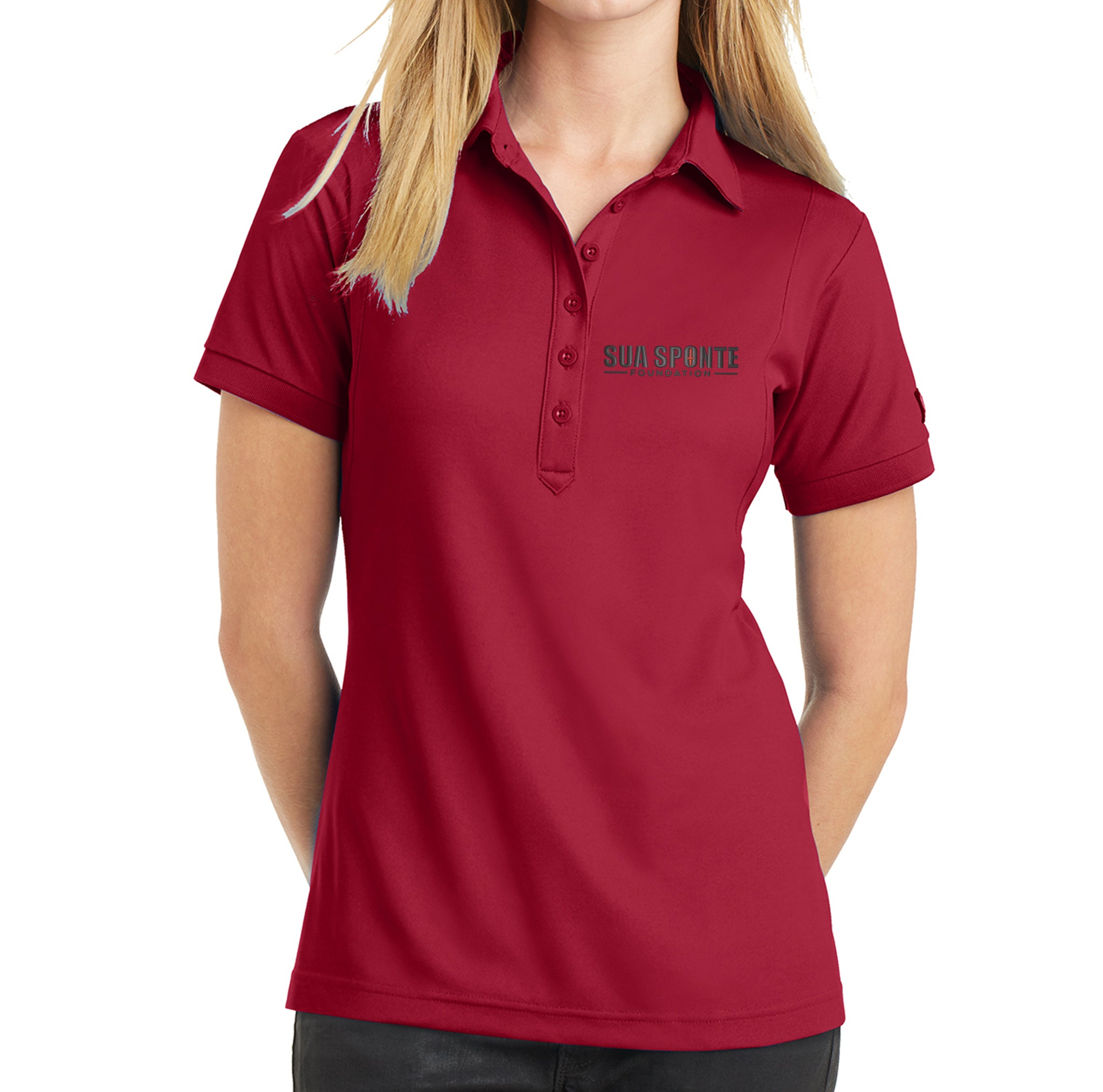 Sua Sponte Foundation Ladies Polo